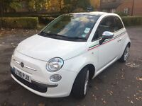 Fiat 500 1.3 Multijet Lounge 3dr (start/stop) - 1 careful lady owner since 2010