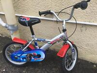 Apollo kids bike and scooter