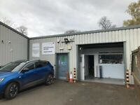 To Let Rarely available Building Comprising of office workshop & Large warehouse