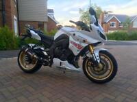 Yamaha FZ8 17000 Miles Fazer 800