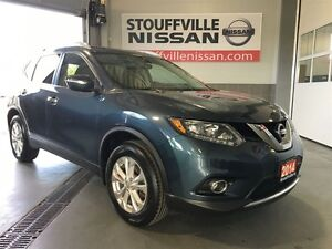 Nissan Rogue sv sunroof nissan cpo rates from 1.9% 2014