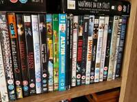 Dvds wide selection