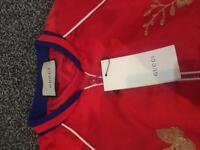Gucci jacket not LV