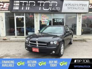2010 Dodge Charger SXT ** AWD, Nav, Leather, Sunroof **