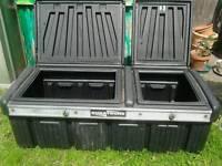 Duratrunk van vault/storage box