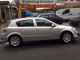 vauxhall astra 2006 second owner only !