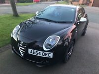 2014 Alfa Romeo Mito Sportiva - excellent condition, 1 owner, £0 tax and full service history