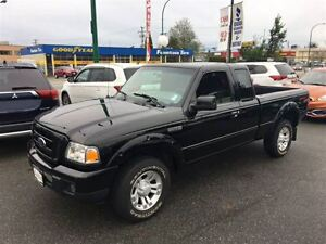 2007 Ford Ranger Sport Low kms!