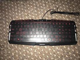 Mars gaming keyboard