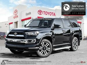 2016 Toyota 4Runner SR5 Limited 5 Pasenger+Leather+Navigation
