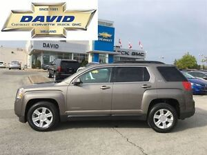 2011 GMC Terrain SLE-2 FWD, HEATED SEATS, LOCAL TRADE!!