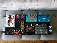 Strymon, Analogman, Wampler, GigRig & Others - ALL PRICED INDIVIDUALLY