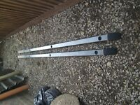 Metal Gate or Fence Posts