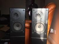 Rega loud speakers
