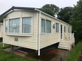 Cheap static caravan for sale at Blue Anchor TA246JT