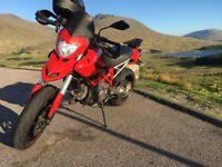 DEPOSIT TAKEN - Ducati, HYPERMOTARD, 2012, 803 (cc)