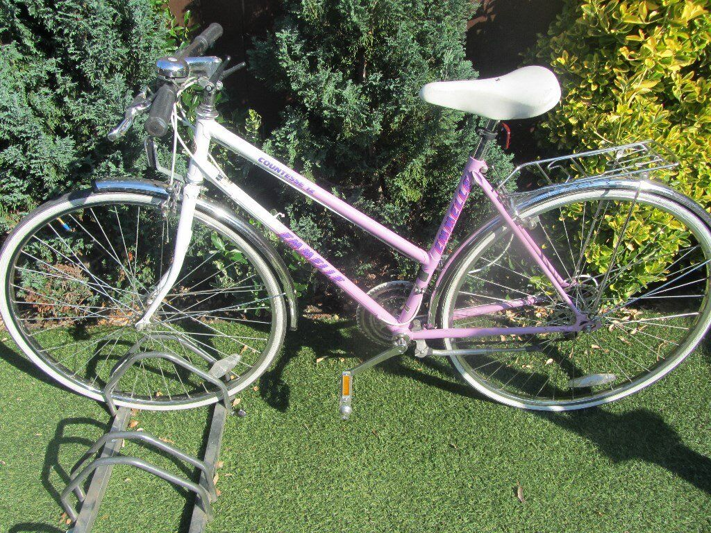 ladies emelle 12 speed sport bike with lock and lights49.00in Cambridge, CambridgeshireGumtree - nice ladies bike in good working order comes with lock and lights located cb4 area Cambridge if would like to view please message us for address details