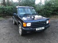 Land Rover Discovery 2 TD5 *px/swaps considered*