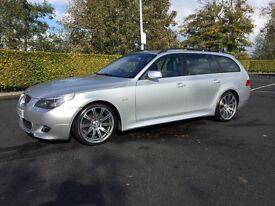 BMW 525d M SPORT DIESEL full service history £4,500!