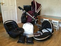 Silver Cross Surf Complete Travel System