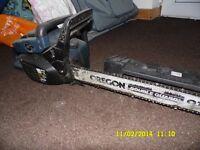 2 stroke Oregon Petrol Chainsaw