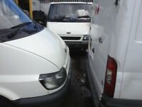 FORD TRANSIT HEAD LIGHT, MK6 LEFT,RIGHT,TRANSIT PARTS CALL...