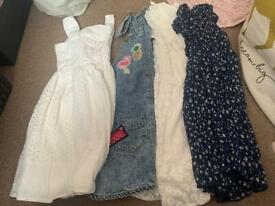 Girls 4-5 dresses bundle