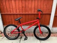 BARGAIN. SOCIAL LEVEL EDITION PROFESSIONAL BMX BIKE IN GOOD CONDITION