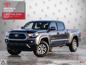2017 Toyota Tacoma SR5 TRD SPORT PACKAGE