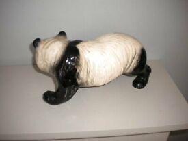 Panda Bear Malba WARE collectable investment