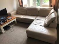 Sofa- L shape