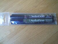 JAG The Solution Anti Corrosion Pens Weedy Green / Silt Brown