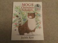 Mog's Christmas Calamity Book by Judith Kerr