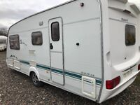 Swift Challenger 520 SE 4/berth 2004 17ft Motor mover px welcome