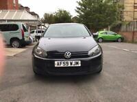 Volkswagen, GOLF, Hatchback, 2009, Manual, 1598 (cc), 5 doors