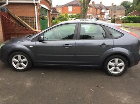 Ford Focus, 5 door, 05 reg, MOT until October '17, Great car!