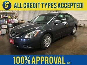 2012 Nissan Altima S*CVT*PUSH BUTTON START*KEYLESS ENTRY*POWER H