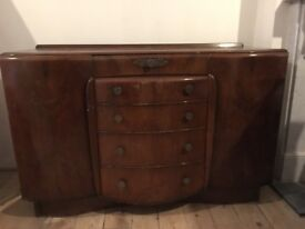 """""""Beautility"""" brand vintage shabby chic retro sideboard for sale"""