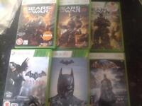 Xbox games £4 each or 3 for £10