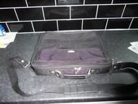 Black Laptop storage bag