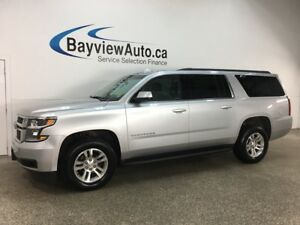 2017 Chevrolet Suburban LT - LEATHER! SUNROOF! 8 PASS!