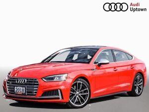 2018 Audi S5 Progressiv SPORTBACK