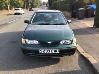 Nissan, ALMERA, Hatchback, 1998, Manual, 1392 (cc), 5 doors