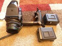 ZENZA BRONICA ETRSi Medium Format Film Camera
