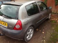 Renault Clio 1.6 Breaking , Engine Bumpers Alloys Glass Seat Windscreen