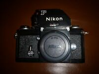 Nikon F Camera! Perfect Working Condition! FOR SALE!
