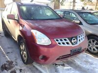 2011 Nissan Rogue S 1 OWNER LOCAL TRADE!!!