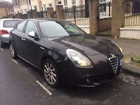 Alfa Romeo Giulietta 1.4 TB Multiair 170 Veloce Black for £5999 only