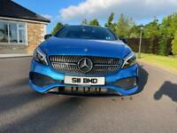 Mercedes-Benz A Class 2.1 A200d AMG Line (Premium Plus) (s/s) 5dr