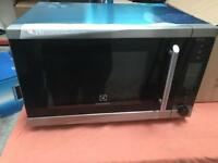 Electrolux Freestanding Microwave Oven With Grill Stainless Steel(EMS30400OX)